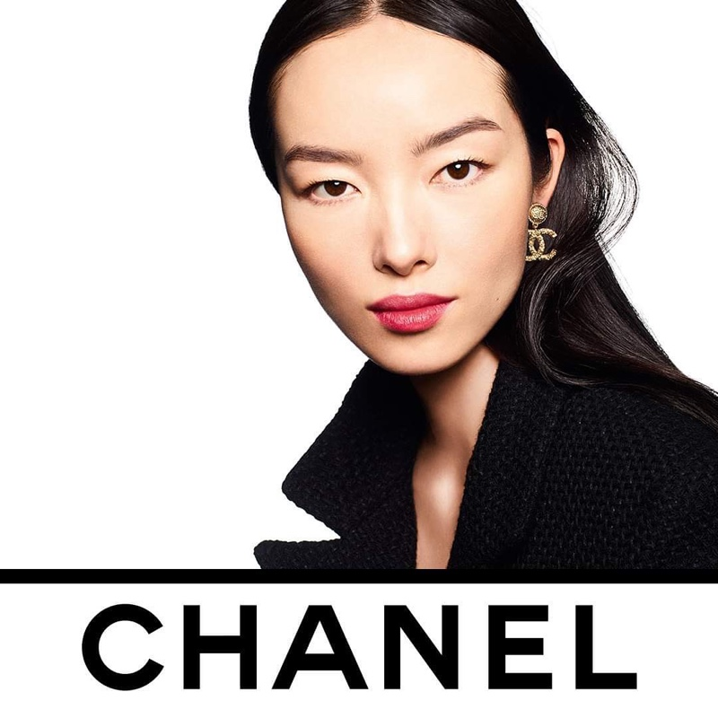Fei Fei Sun appears in Chanel Ultra Le Teint Foundation campaign.