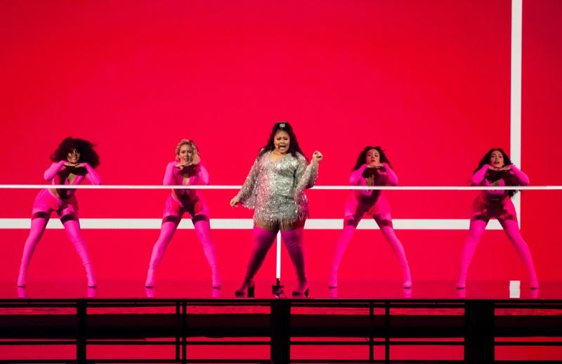 Destiny Chukunyere Performing Rehearsal Eurovision 2021