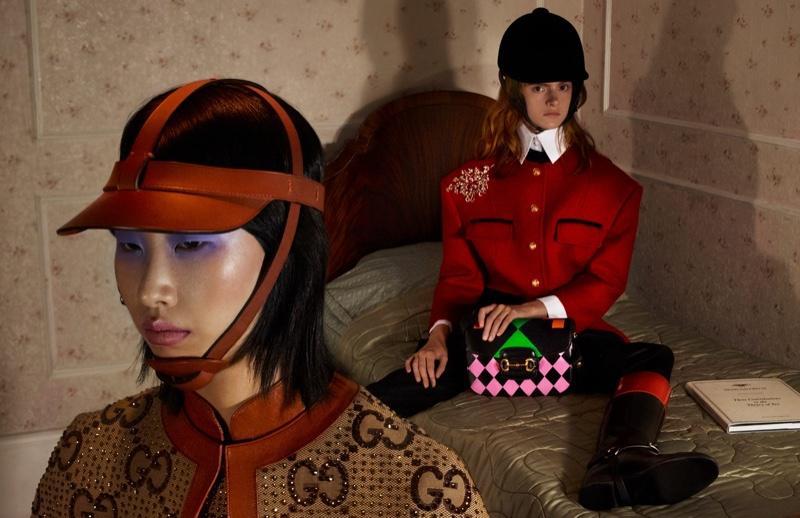 Gucci Fall 2021 Aria Campaign.
