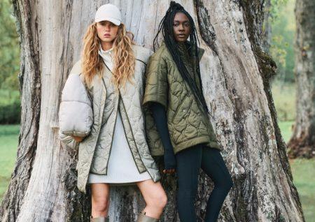 H&M fall-winter 2021 campaign.