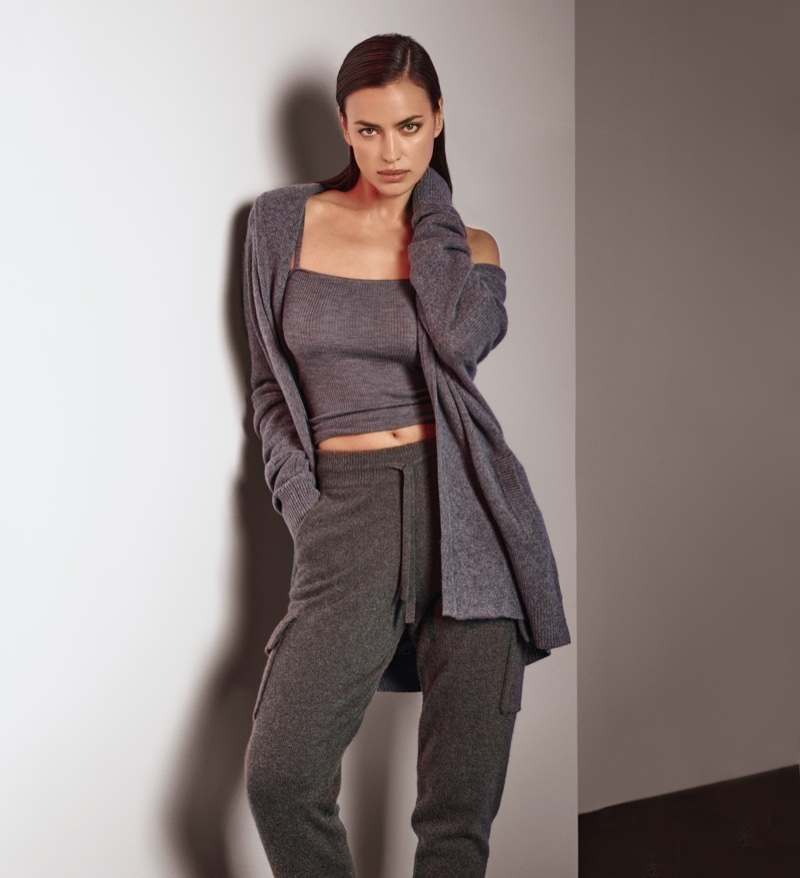 NAKEDCASHMERE unveils fall 2021 campaign featuring 90s-inspired styles.