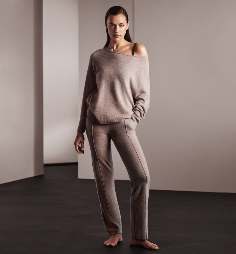 NAKEDCASHMERE highlights matching sets for fall 2021 campaign.