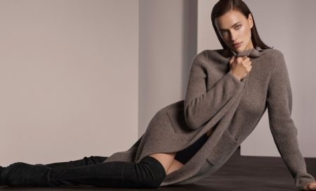 NAKEDCASHMERE features Carolyn cardigan coat in fall 2021 campaign.