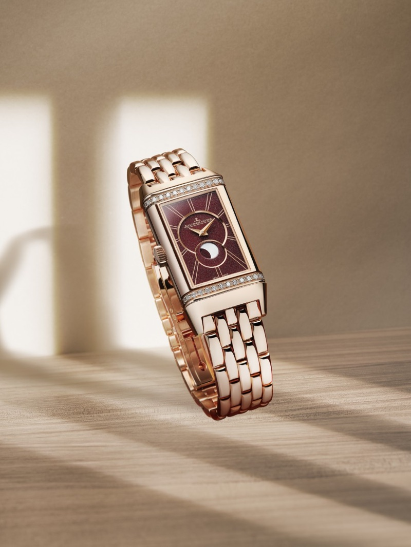 Reverso One Duetto Moon Watch by Jaeger-LeCoultre.