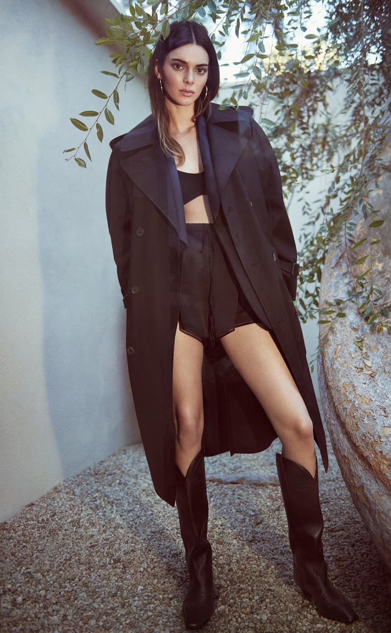 Kendall Jenner stars in FWRD fall 2021 campaign.