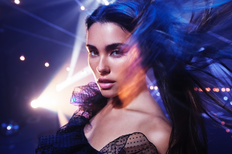 Madison Beer stars in Victoria's Secret Tease Candy Noir fragrance campaign.