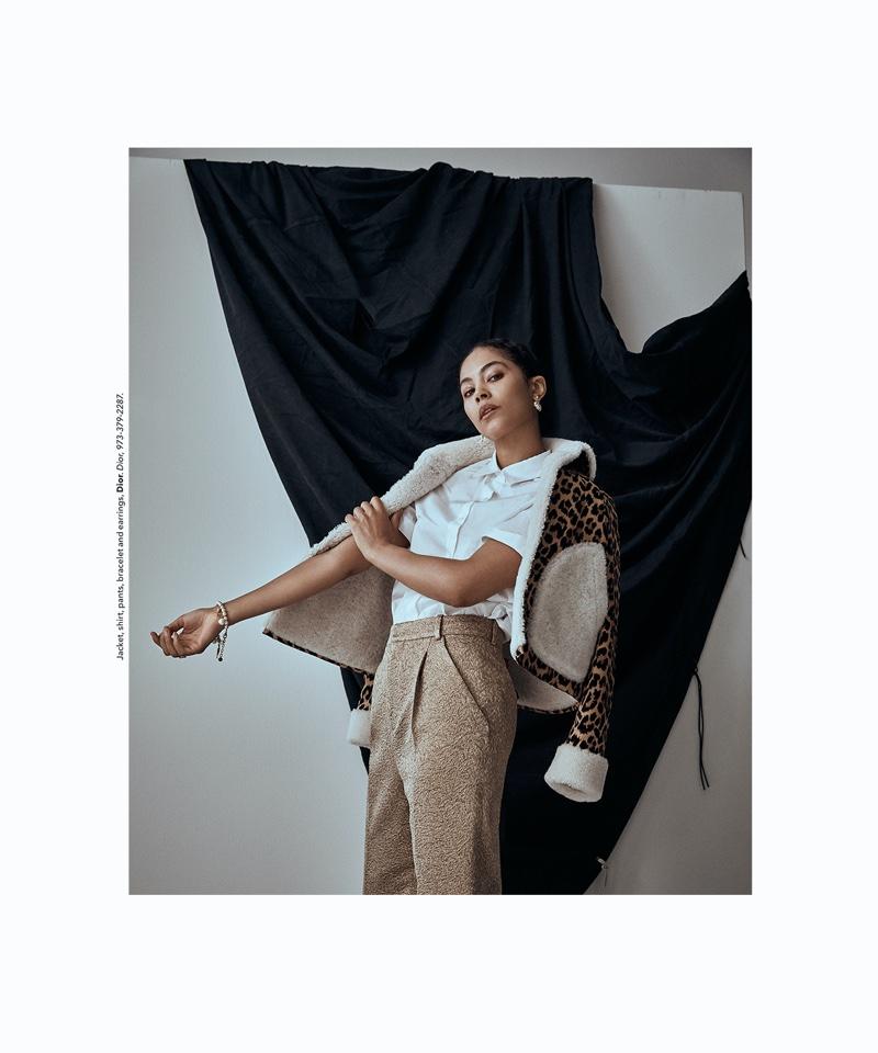 Jisu, Sinead & Erica Wear the Autumn Collections for Modern Luxury