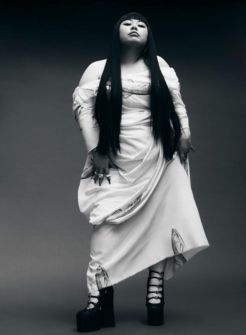 Naomi Watanabe. Photo: Max Papendieck / The WOW Magazine