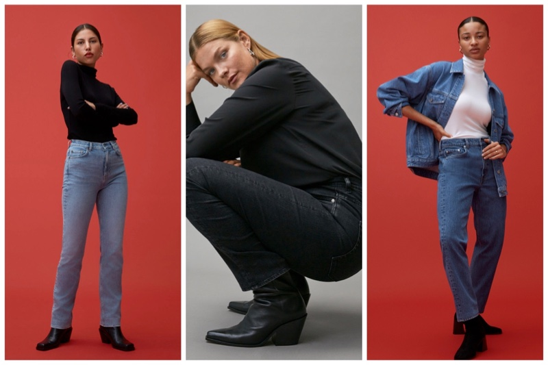 & Other Stories trendy jeans