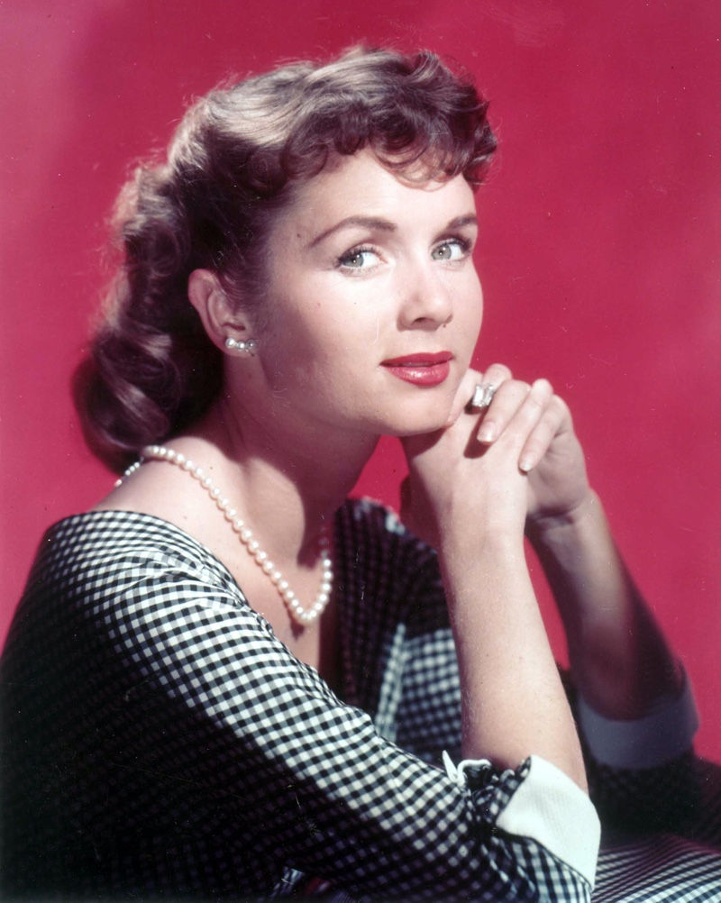 The ponytail was a popular hairstyle for young women during the 1950s as shown by Debbie Reynolds. | Photo Credit: Moviestore Collection Ltd / Alamy Stock Photo