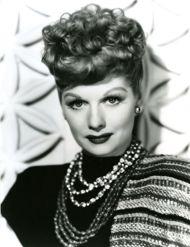 Lucille Ball is well-known for wearing the poodle haircut during the 1950s. | Photo Credit: Pictorial Press Ltd / Alamy Stock Photo