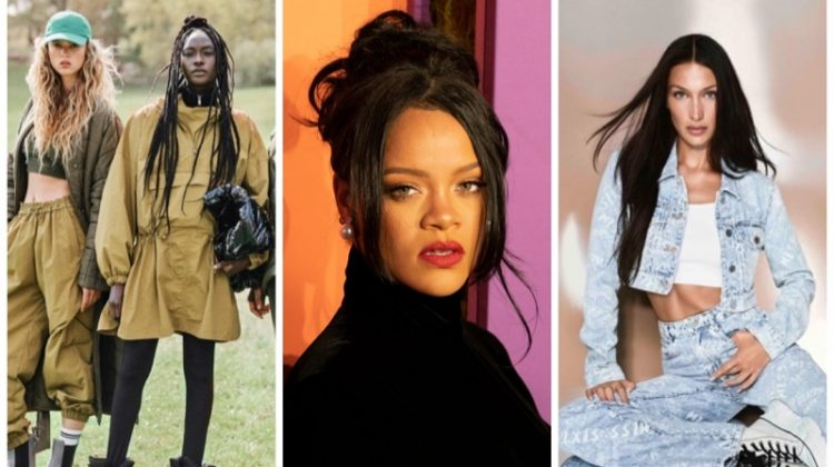 Week in Review | Rihanna in Savage X, H&M Fall Campaign, Bella Hadid for Miss Sixty + More