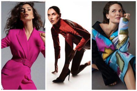 Week in Review | Alina Baikova's New Cover, Emrata for REVOLVE, Rebecca Ferguson in FASHION + More