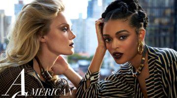 Exclusive: Alexandra & Jori by Gail Hadani in 'American Classics'
