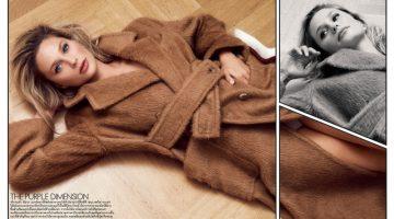 Anouk van Kleef Models Chic Looks for ELLE Thailand