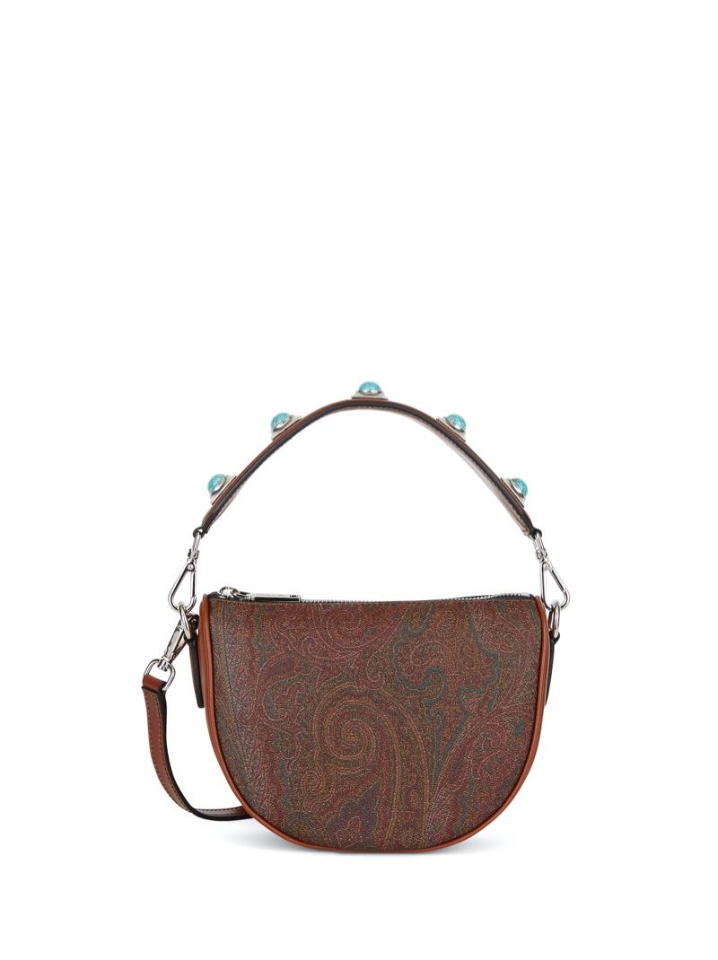 Handbag from Etro Crown Me Collection. Photo: Etro