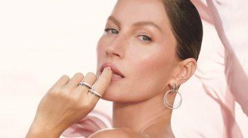 Gisele Bundchen stars in Vivara Elos 2021 jewelry campaign.