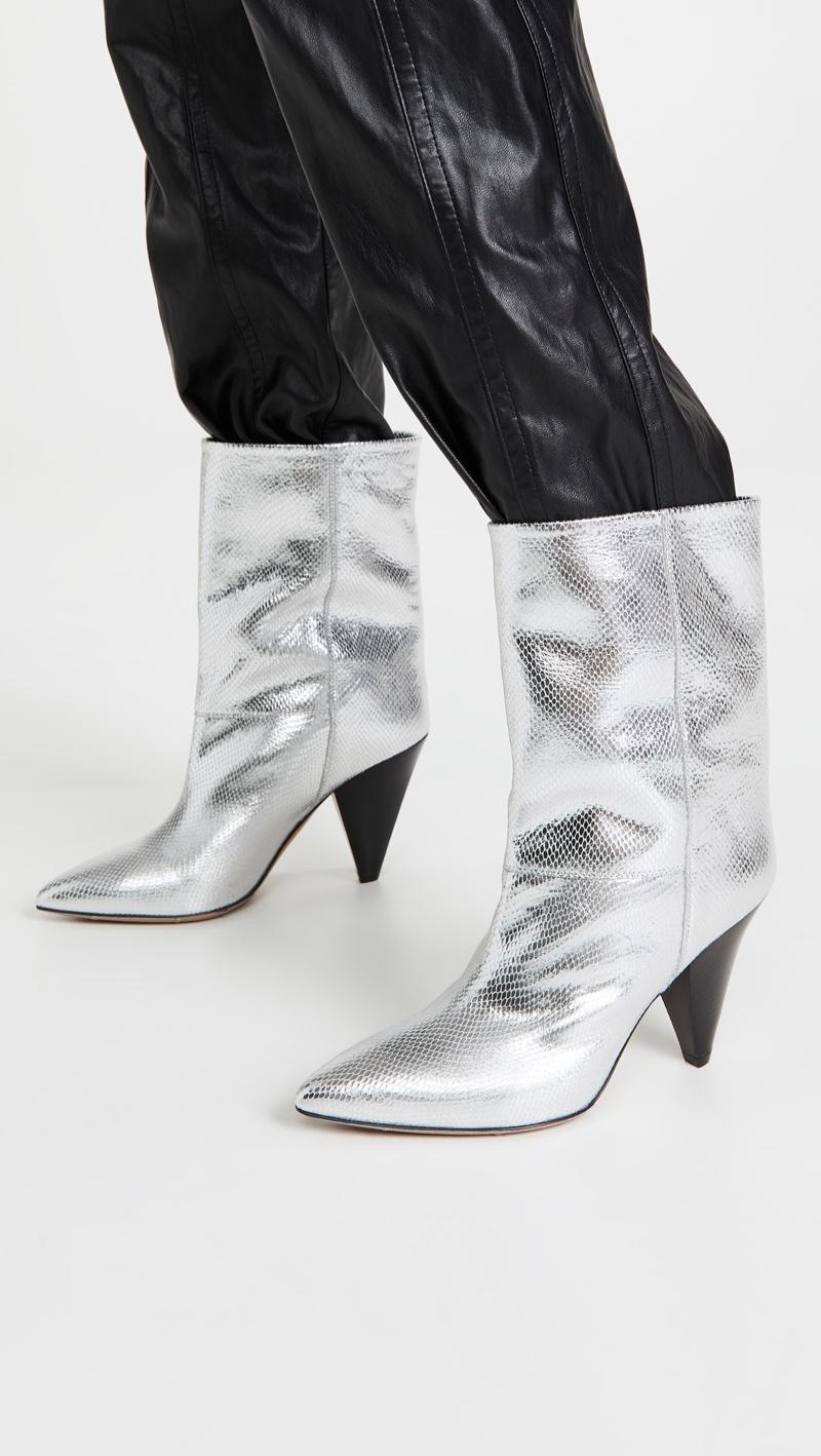 Isabel Marant Locky Boots $1,155