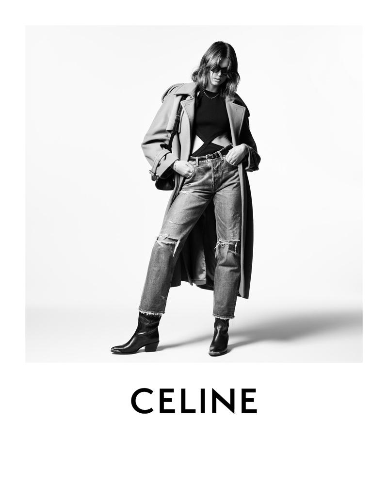 Celine unveils winter 2021 campaign.
