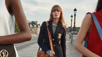 Louis Vuitton LV Pont 9 Soft Bag Collection.