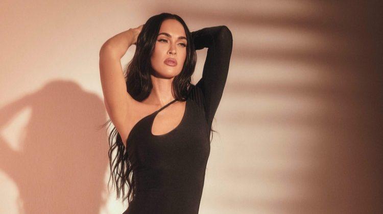 The Boohoo x Megan Fox collaboration drops on October 19th.