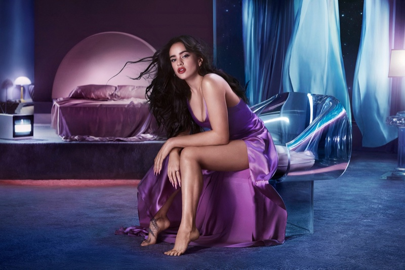MAC Cosmetics teams up with Spanish singer Rosalia on Aute Cuture collection.