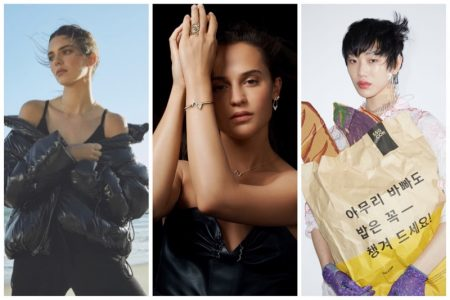 Week in Review | Sora Choi's New Cover, Kendall Jenner in Alo, Alicia Vikander for Louis Vuitton + More