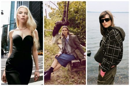 Week in Review | Carmen Kass' New Cover, Anya-Taylor Joy for Tiffany & Co., Zara Fall Style + More